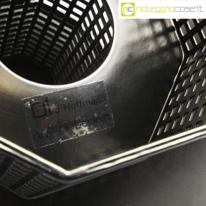 Bieffeplast, alzata colore nero, Josef Hoffmann (8)