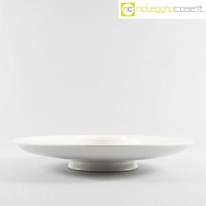 Ceramiche Brambilla, grande centrotavola bianco, Angelo Mangiarotti (2)