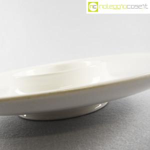 Ceramiche Brambilla, grande centrotavola bianco, Angelo Mangiarotti (5)