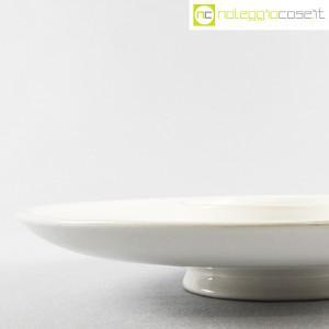 Ceramiche Brambilla, grande centrotavola bianco, Angelo Mangiarotti (7)