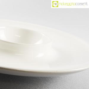 Ceramiche Brambilla, grande centrotavola bianco, Angelo Mangiarotti (8)