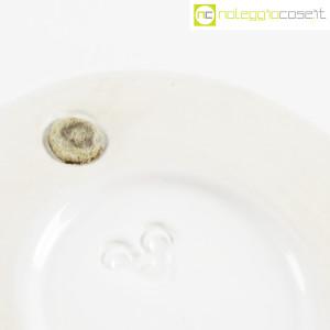 Ceramiche Brambilla, grande centrotavola bianco, Angelo Mangiarotti (9)