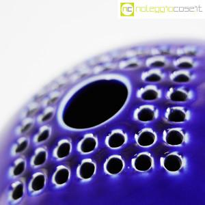 Ceramiche Bucci, grande vaso sfera blu, Franco Bucci (8)