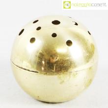 Christofle vaso sfera Mars
