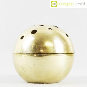 Christofle, vaso sfera Mars (2)