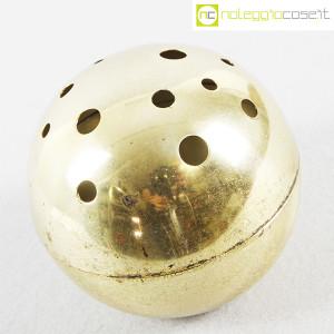Christofle, vaso sfera Mars (3)