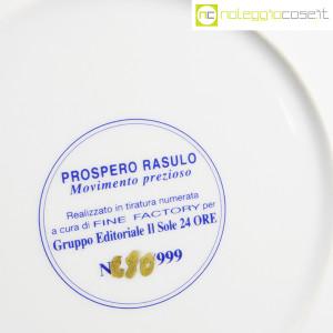 """Il Sole 24 Ore, piatto """"Movimento Prezioso"""", Prospero Rasulo (9)"""
