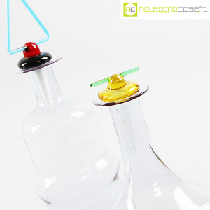 Nason Murano, coppia bottiglie con tappo, VIncenzo Nason (7)