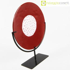 Nason Murano, disco scultura con base (2)