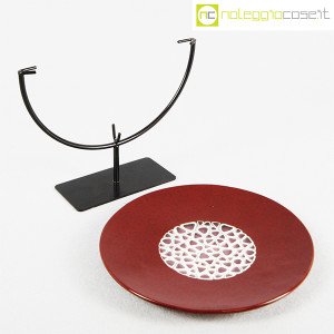 Nason Murano, disco scultura con base (5)
