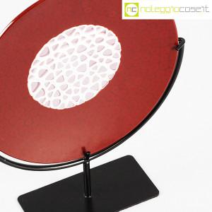 Nason Murano, disco scultura con base (7)