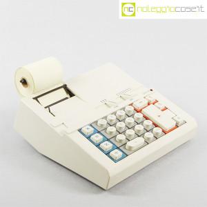Olivetti, calcolatrice con stampante Divisumma 32, Mario Bellini (1)