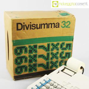 Olivetti, calcolatrice con stampante Divisumma 32, Mario Bellini (9)
