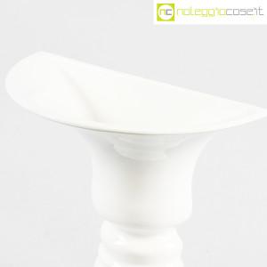 Ceramiche Franco Pozzi, vaso bianco serie Presenze, Ambrogio Pozzi (6)