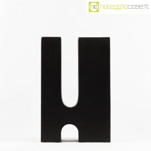 Ceramiche Franco Pozzi, vaso nero Progetto Ensamble, Pierre Cardin (2)