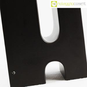Ceramiche Franco Pozzi, vaso nero Progetto Ensamble, Pierre Cardin (5)