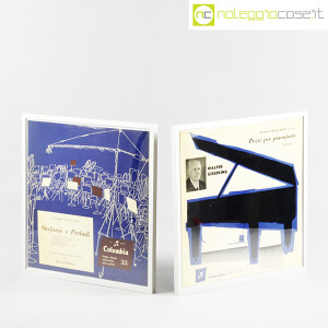 Dischi in vinile 33 giri, copertine di Fulvio Bianconi (5)
