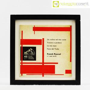Dischi in vinile 45 giri, copertine di Bruno Munari (2)