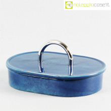 Gabbianelli scatola blu con manico