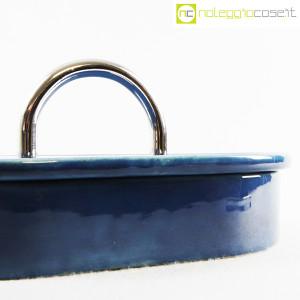 Gabbianelli, scatola in ceramica blu con manico (7)