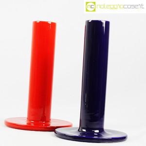 Parravicini Ceramiche, vasi rosso e blu a collo alto (3)