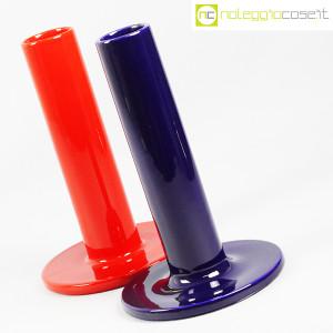 Parravicini Ceramiche, vasi rosso e blu a collo alto (4)