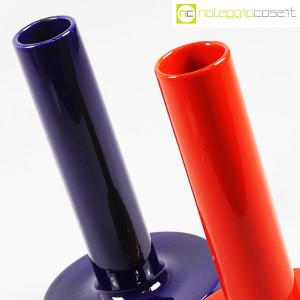 Parravicini Ceramiche, vasi rosso e blu a collo alto (7)