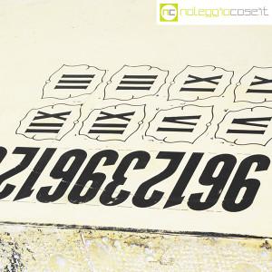 Pietra litografica per stampa Numeri (8)