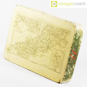 Pietra litografica per stampa mappa Italia Centrale (3)