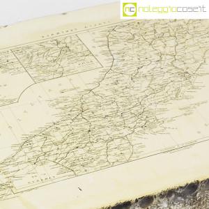 Pietra litografica per stampa mappa Italia Centrale (6)