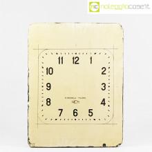 Pietra litografica orologio Boselli