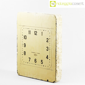 Pietra litografica per stampa orologio Boselli (2)
