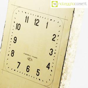Pietra litografica per stampa orologio Boselli (6)