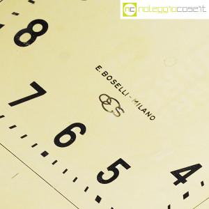 Pietra litografica per stampa orologio Boselli (9)