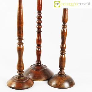 Portacappelli antichi in legno SET 02 (8)