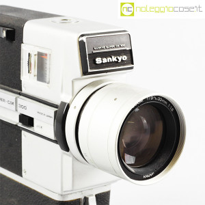 Sankyo, videocamera Super CM 300 (9)