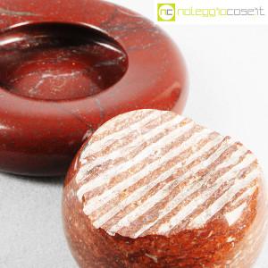 Up&Up, posacenere e sfera in marmo rosso (7)