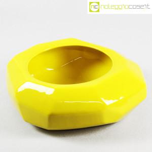 Vaso giallo sfaccettato grande (4)