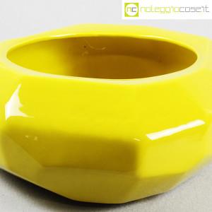 Vaso giallo sfaccettato grande (5)