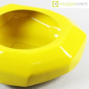 Vaso giallo sfaccettato grande (6)