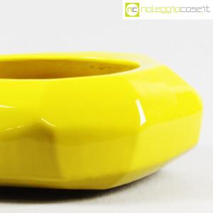 Vaso giallo sfaccettato grande (7)