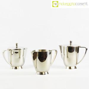 Calderoni, set bricchi di grandi dimensioni (10 tazze), Gio Ponti (1)