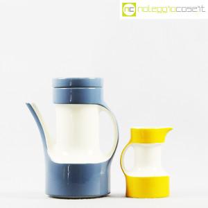 Pagnossin Ceramiche, brocca azzurra e bricco giallo (2)