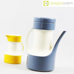 Pagnossin Ceramiche, brocca azzurra e bricco giallo (3)