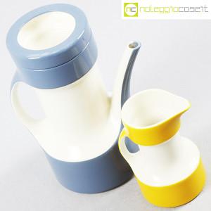 Pagnossin Ceramiche, brocca azzurra e bricco giallo (4)