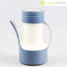 Pagnossin Ceramiche brocca azzurro bianco