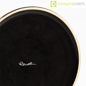 Rometti, vaso a cono nero (9)