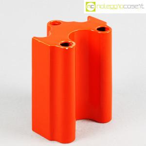 Sele Arte Ceramiche, vaso alto arancione (1)