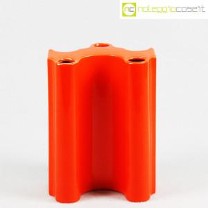 Sele Arte Ceramiche, vaso alto arancione (2)