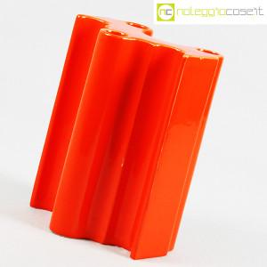 Sele Arte Ceramiche, vaso alto arancione (3)